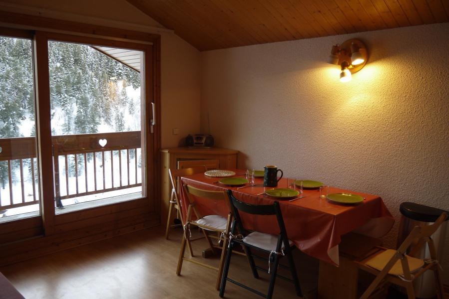 Ski verhuur Appartement 3 kabine kamers 6 personen (017) - Résidence l'Olympie II - Méribel-Mottaret