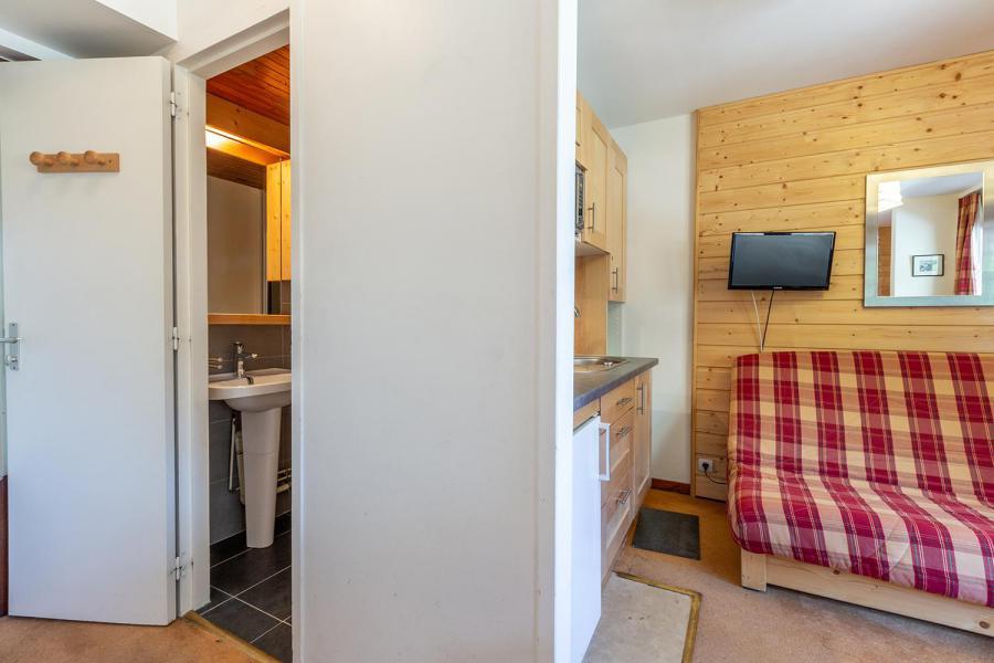 Location au ski Studio 3 personnes (019) - Résidence la Grande Rosière - Méribel-Mottaret - Appartement