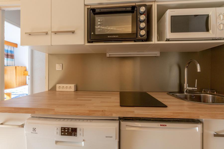 Location au ski Appartement 2 pièces 6 personnes (030) - Résidence la Vanoise - Méribel-Mottaret