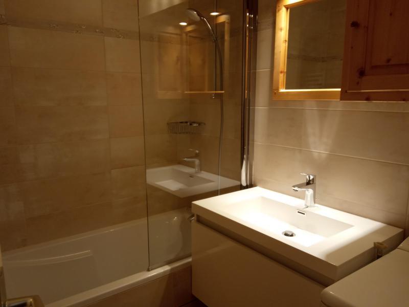 Ski verhuur Appartement 2 kamers 6 personen (041) - Résidence la Vanoise - Méribel-Mottaret