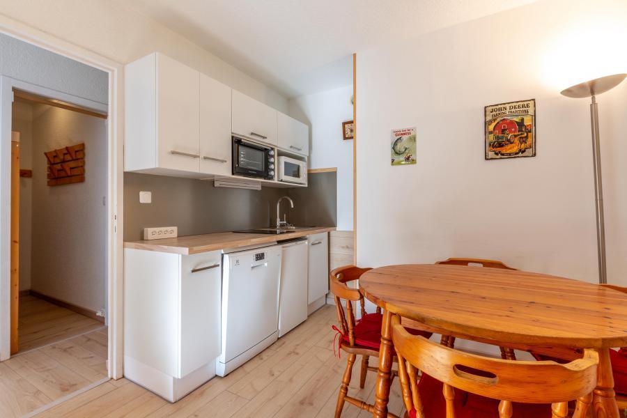 Location au ski Appartement 2 pièces 6 personnes (030) - Résidence la Vanoise - Méribel-Mottaret - Appartement