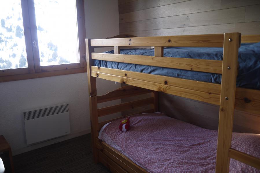 Location au ski Appartement 3 pièces 6 personnes (013) - Résidence la Vanoise - Méribel-Mottaret - Lits superposés