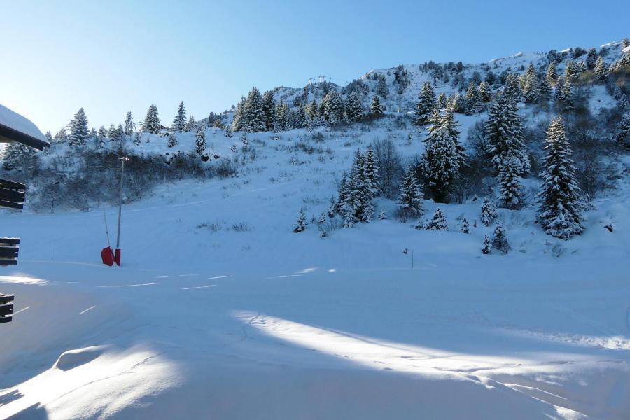 Location au ski Appartement 2 pièces coin montagne 6 personnes (D8) - Résidence Lac Blanc - Méribel-Mottaret