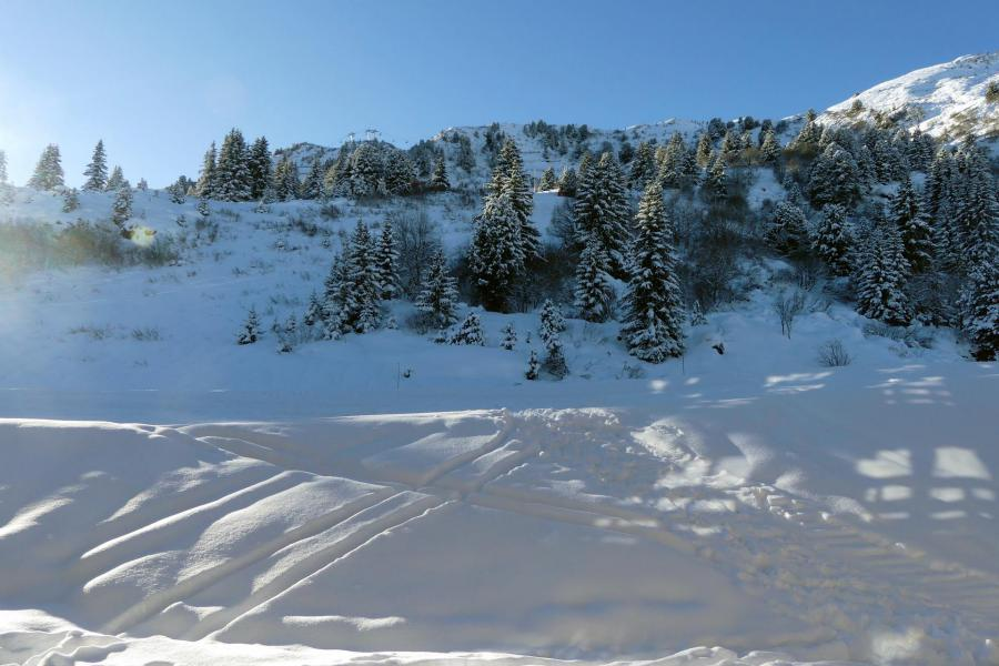 Ski verhuur Studio 2 personen (C6) - Résidence Lac Blanc - Méribel-Mottaret