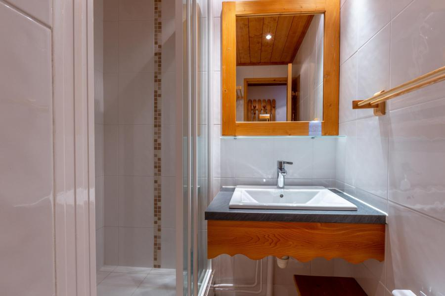 Ski verhuur Appartement 3 kamers 6 personen (018) - Résidence Lama - Méribel-Mottaret
