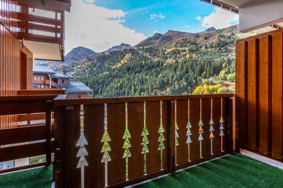 Location au ski Appartement 3 pièces 6 personnes (018) - Résidence Lama - Méribel-Mottaret