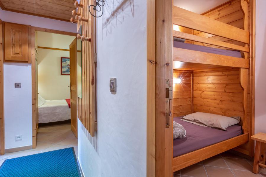 Location au ski Appartement 3 pièces 6 personnes (018) - Résidence Lama - Méribel-Mottaret - Lits superposés