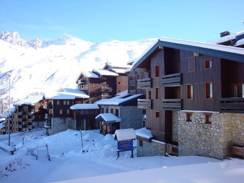 Location au ski Résidence le Boulevard - Méribel-Mottaret