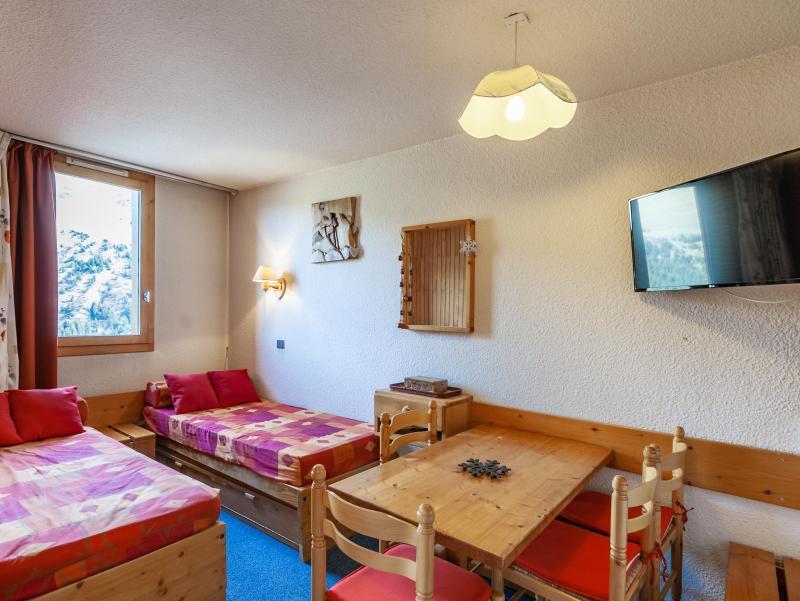 Location au ski Studio 4 personnes (B07) - Résidence le Boulevard - Méribel-Mottaret - Appartement