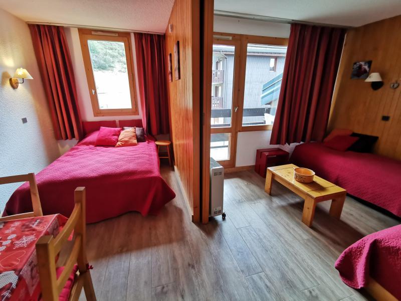 Ski verhuur Studio 4 personen (12) - Résidence le Candide - Méribel-Mottaret