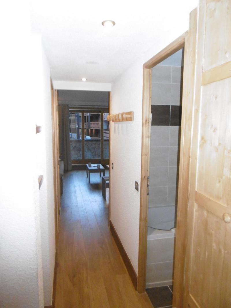 Location au ski Appartement 2 pièces 5 personnes (007) - Résidence le Creux de l'Ours B - Méribel-Mottaret - Appartement