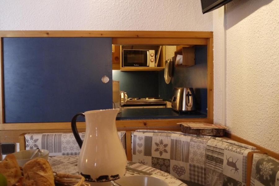 Ski verhuur Studio 4 personen (174) - Résidence le Creux de l'Ours D - Méribel-Mottaret