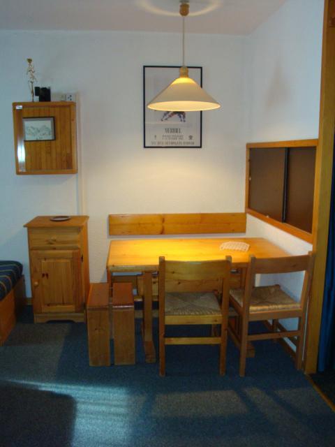Location au ski Studio 4 personnes (011) - Résidence le Dandy - Méribel-Mottaret