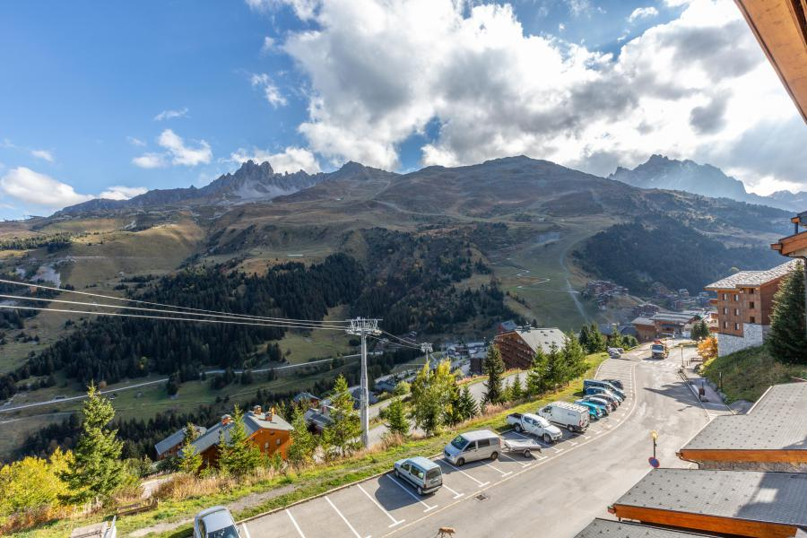 Location au ski Appartement 3 pièces 7 personnes (070) - Résidence le Dandy - Méribel-Mottaret