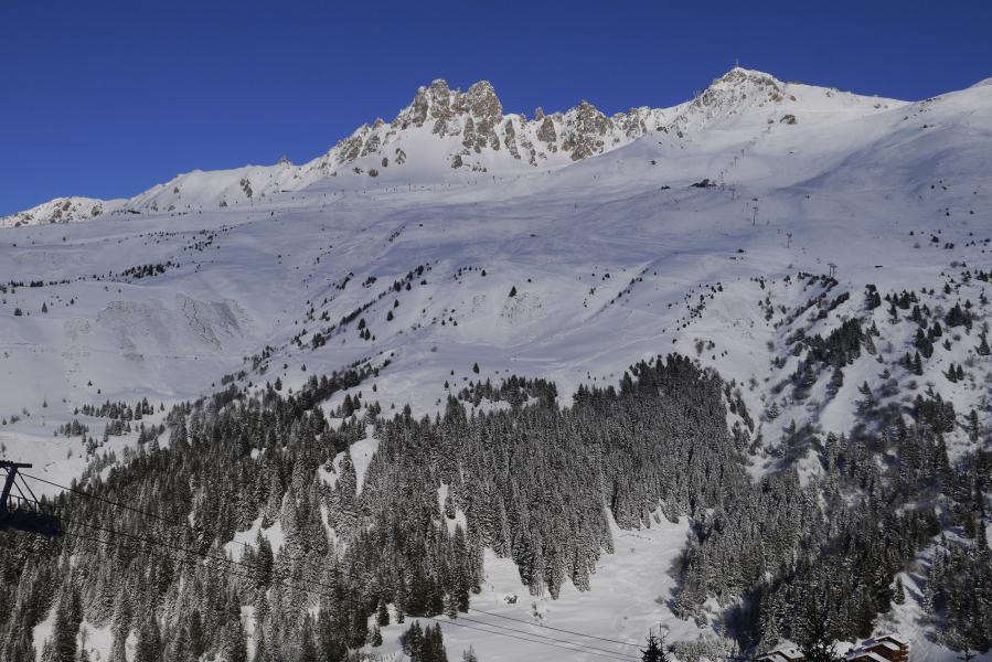 Ski verhuur Studio 4 personen (040) - Résidence le Dandy - Méribel-Mottaret