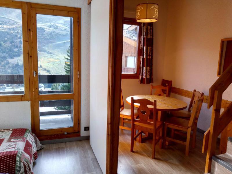 Ski verhuur Appartement 3 kamers 6 personen (042) - Résidence le Dandy - Méribel-Mottaret - Appartementen