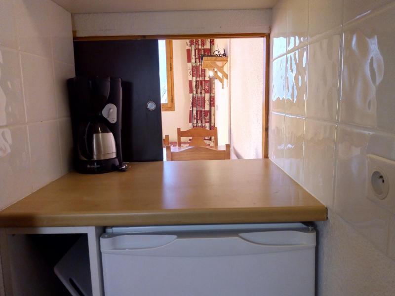 Ski verhuur Studio 4 personen (077) - Résidence le Dandy - Méribel-Mottaret - Appartementen