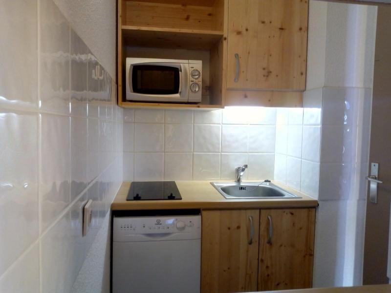 Location au ski Studio 4 personnes (077) - Résidence le Dandy - Méribel-Mottaret - Appartement