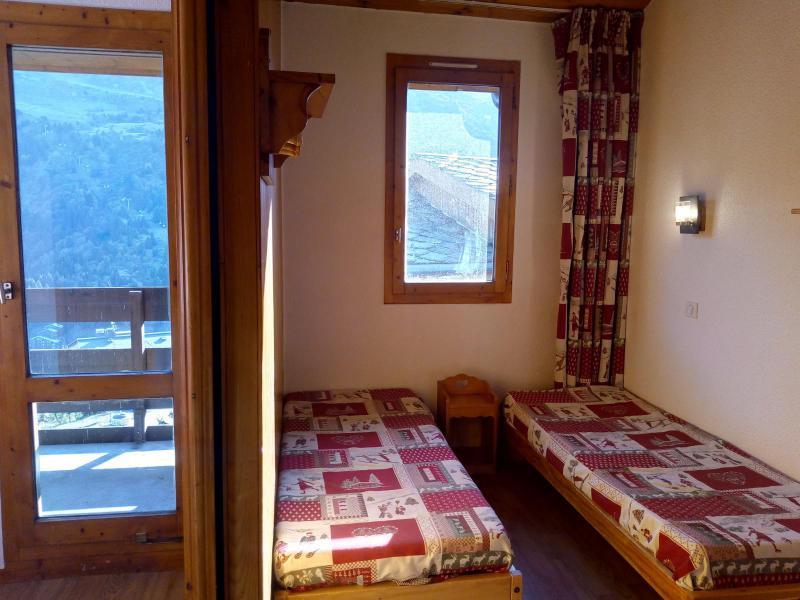 Location au ski Studio 4 personnes (077) - Résidence le Dandy - Méribel-Mottaret - Banquette-lit