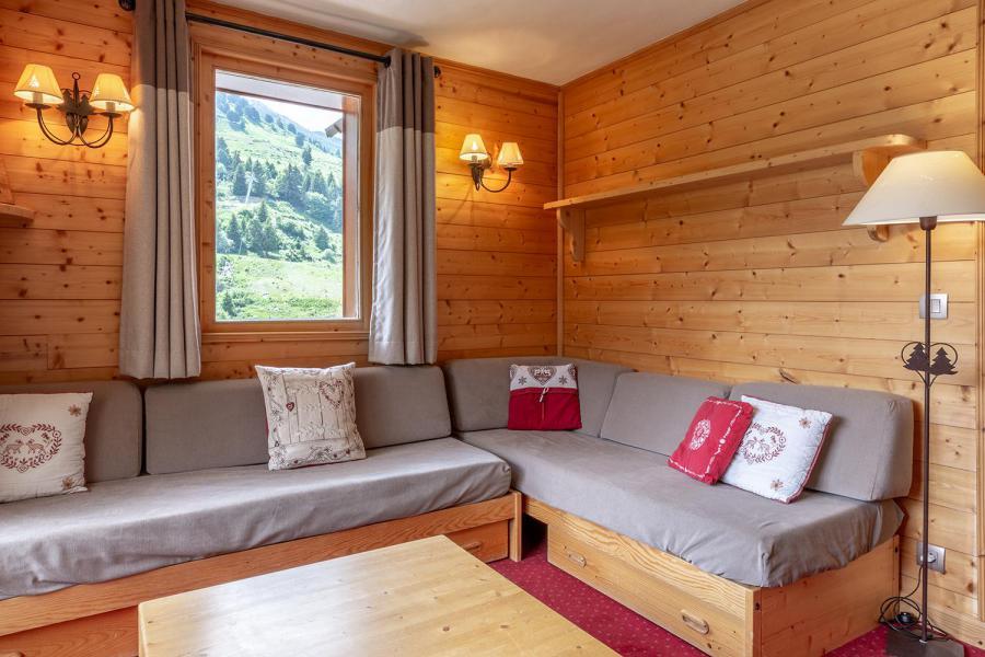 Alquiler al esquí Apartamento 3 piezas para 6 personas (006) - Résidence le Florilège - Méribel-Mottaret