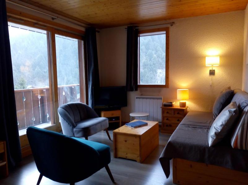 Ski verhuur Appartement 3 kamers 6 personen (003) - Résidence le Florilège - Méribel-Mottaret - Appartementen