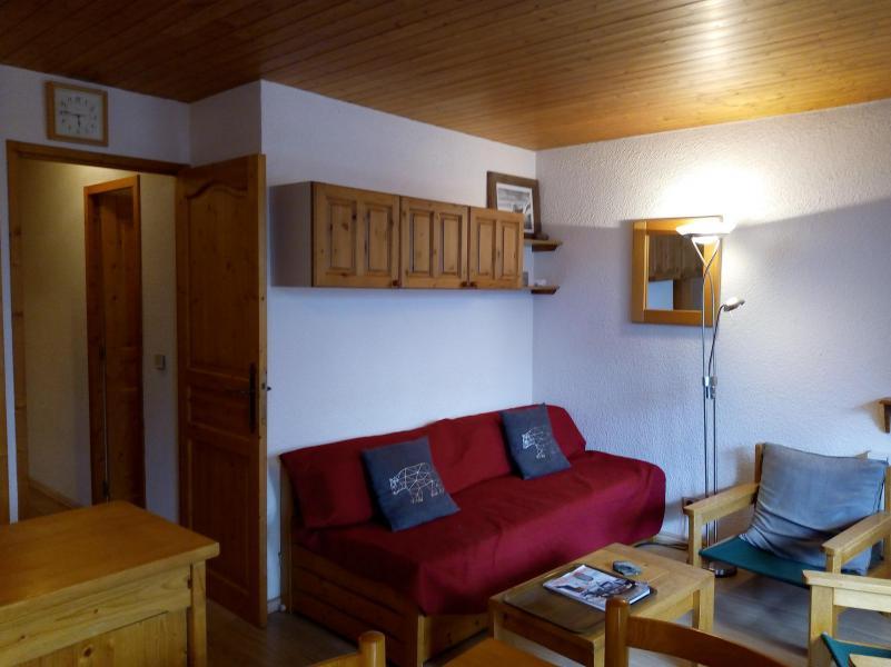 Ski verhuur Appartement 3 kamers 6 personen (004) - Résidence le Florilège - Méribel-Mottaret - Appartementen