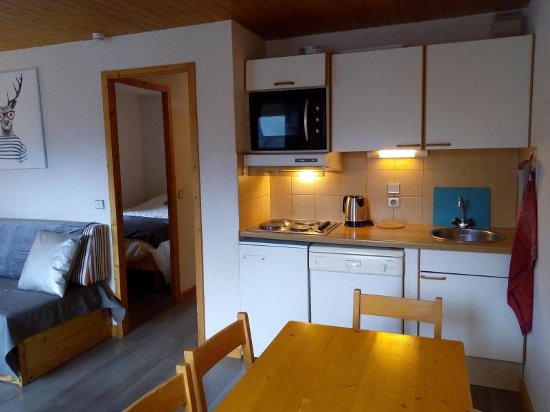 Location au ski Appartement 3 pièces 6 personnes (003) - Résidence le Florilège - Méribel-Mottaret - Appartement