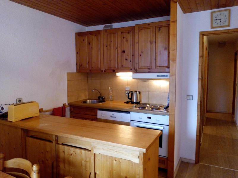 Location au ski Appartement 3 pièces 6 personnes (004) - Résidence le Florilège - Méribel-Mottaret - Appartement