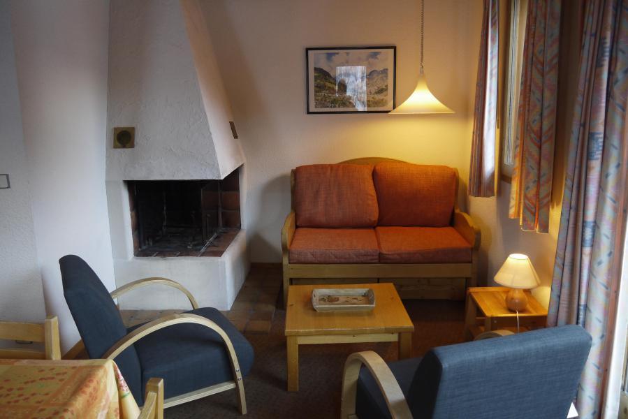 Location au ski Appartement 4 pièces 8 personnes (005) - Résidence le Florilège - Méribel-Mottaret - Séjour