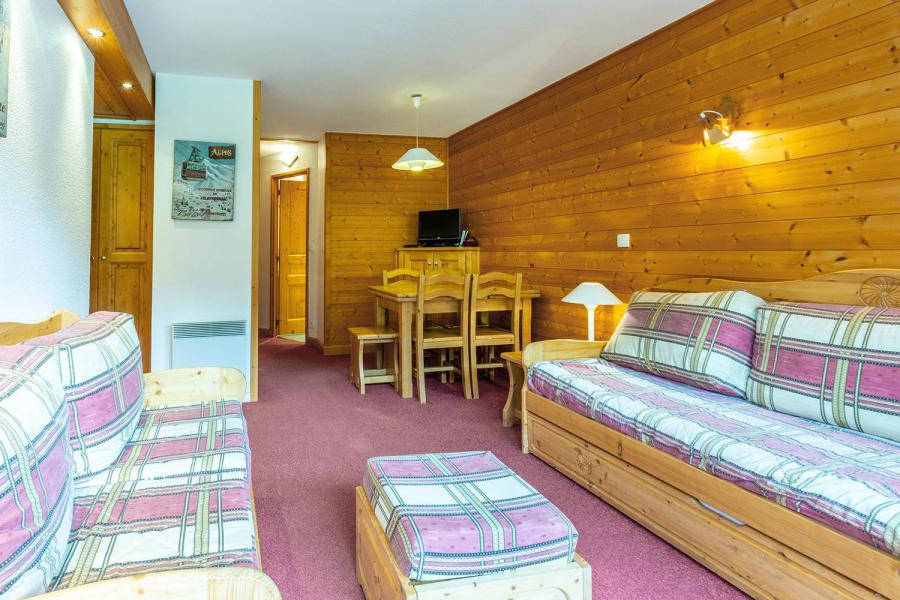 Location au ski Appartement 3 pièces 6 personnes (103) - Résidence le Plan du Lac - Méribel-Mottaret