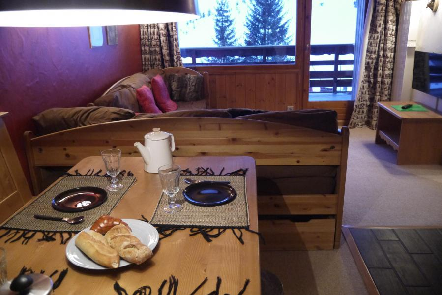 Location au ski Appartement 2 pièces 5 personnes (810) - Résidence le Plein Soleil - Méribel-Mottaret - Appartement