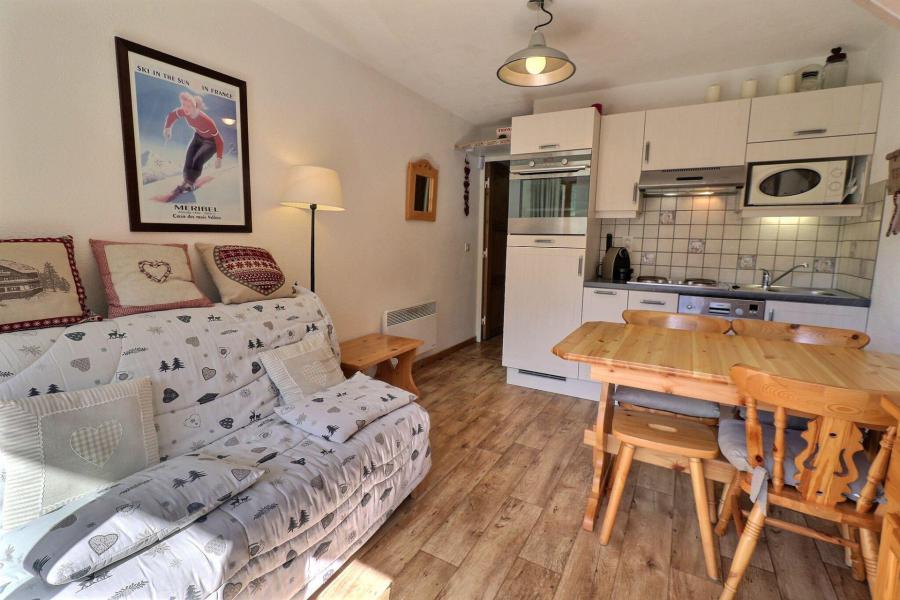 Location au ski Appartement 2 pièces 4 personnes (210) - Résidence le Pralin - Méribel-Mottaret
