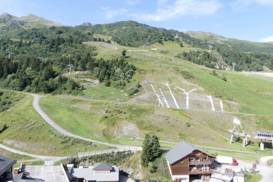 Ski verhuur Studio bergnis 4 personen (1213) - Résidence le Pralin - Méribel-Mottaret