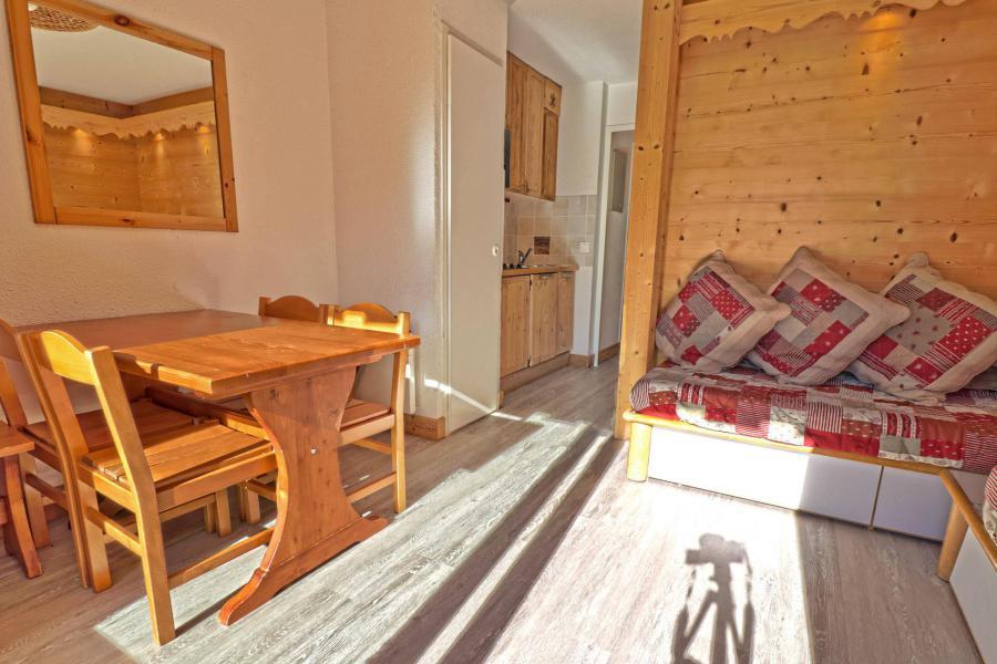 Location au ski Appartement 2 pièces 4 personnes (513) - Résidence le Pralin - Méribel-Mottaret