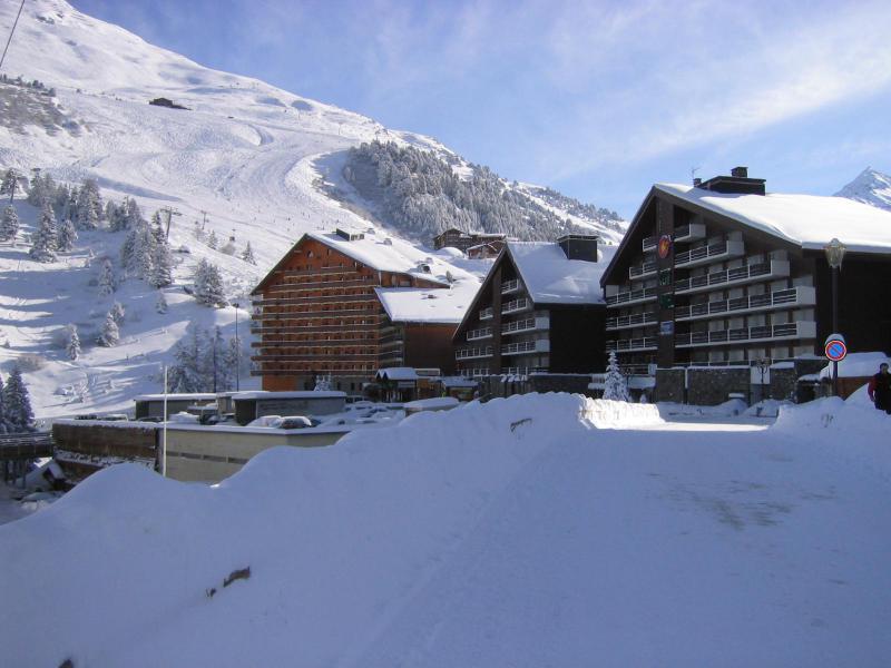 Location au ski Résidence le Ruitor - Méribel-Mottaret - Extérieur hiver