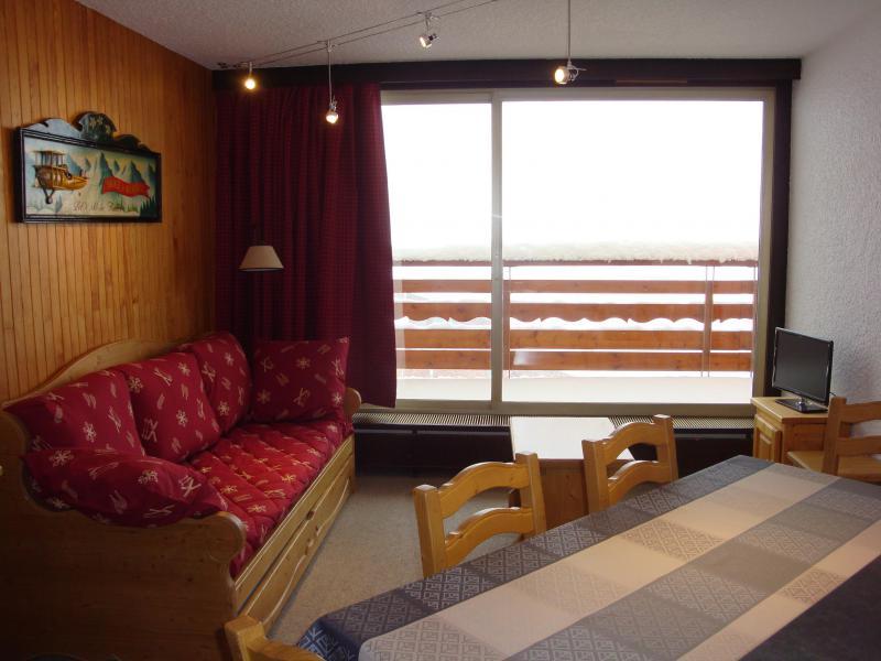 Ski verhuur Appartement 2 kamers 5 personen (401) - Résidence le Ruitor - Méribel-Mottaret