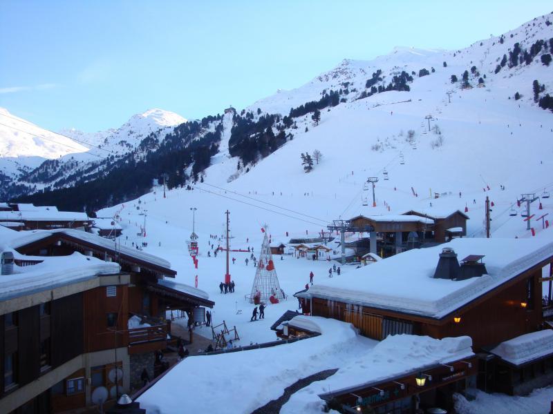 Vacaciones en montaña Résidence le Ruitor - Méribel-Mottaret - Invierno