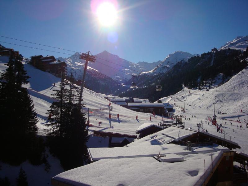 Location au ski Studio 4 personnes (505) - Résidence le Ruitor - Méribel-Mottaret