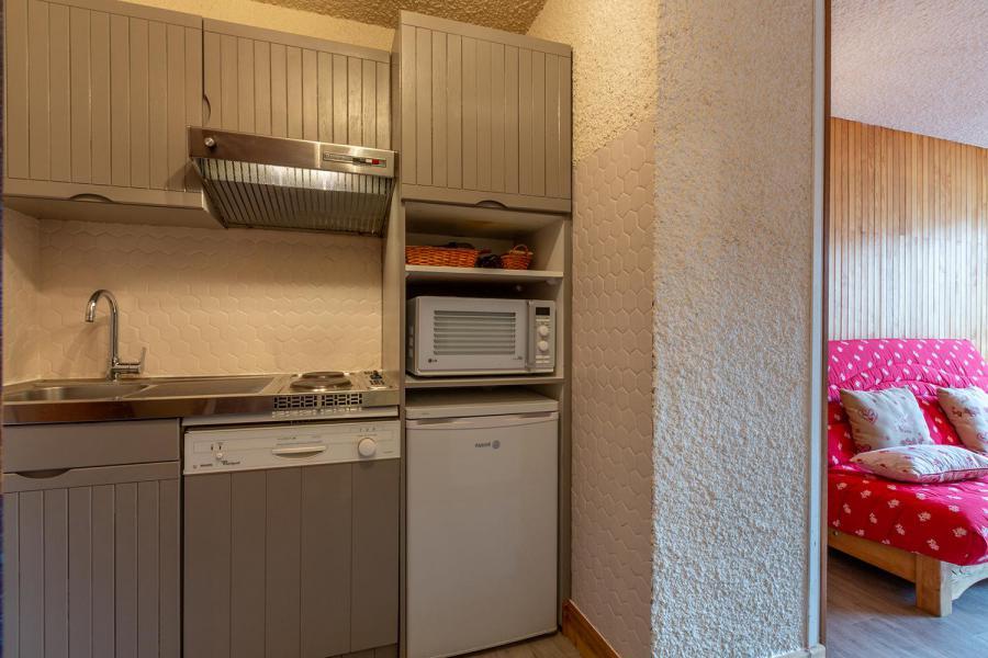Ski verhuur Appartement 2 kamers 5 personen (302) - Résidence le Ruitor - Méribel-Mottaret