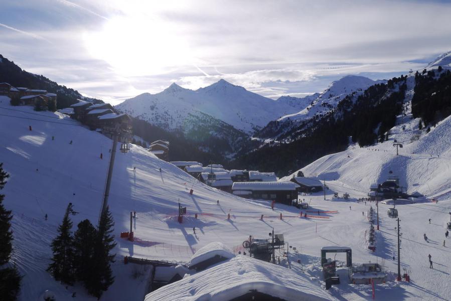 Location au ski Appartement 2 pièces 5 personnes (804) - Résidence le Ruitor - Méribel-Mottaret