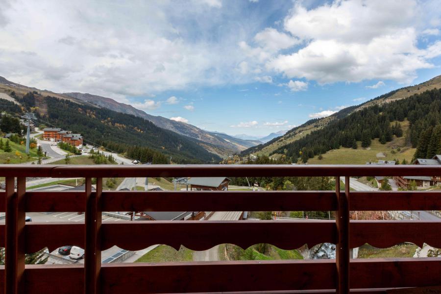 Location au ski Studio 2 personnes (610) - Résidence le Ruitor - Méribel-Mottaret