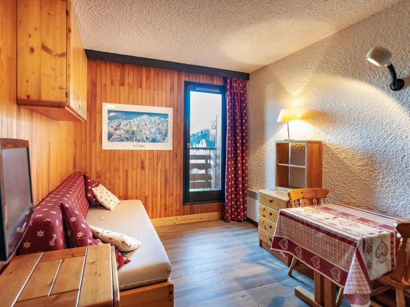 Ski verhuur Studio 2 personen (412) - Résidence le Ruitor - Méribel-Mottaret