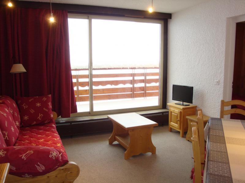 Location au ski Appartement 2 pièces 5 personnes (401) - Résidence le Ruitor - Méribel-Mottaret - Table