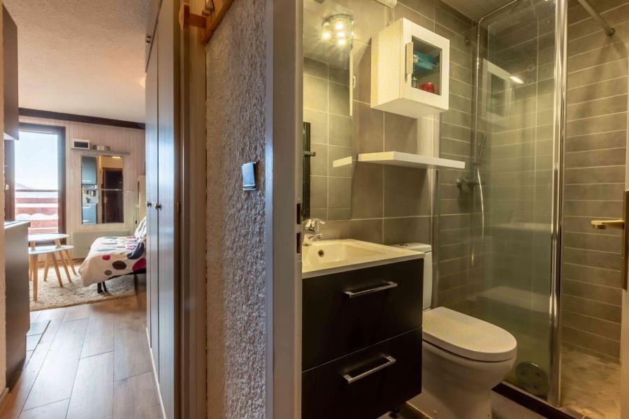 Ski verhuur Studio 2 personen (610) - Résidence le Ruitor - Méribel-Mottaret - Appartementen