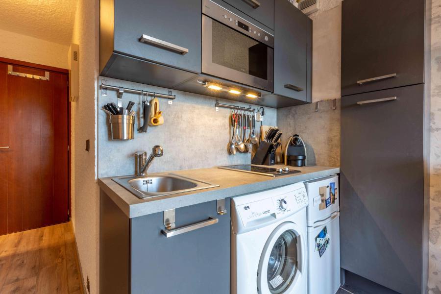 Location au ski Studio 2 personnes (610) - Résidence le Ruitor - Méribel-Mottaret - Appartement
