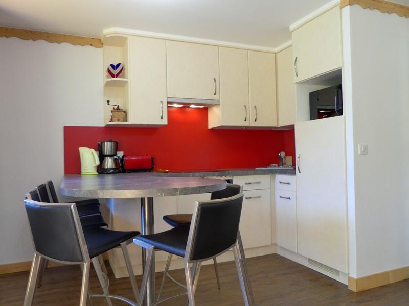 Location au ski Appartement 2 pièces cabine 6 personnes (05) - Residence Le Serac - Méribel-Mottaret