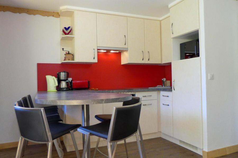 Wynajem na narty Apartament 2 pokojowy kabina 6 osób (05) - Résidence le Sérac - Méribel-Mottaret