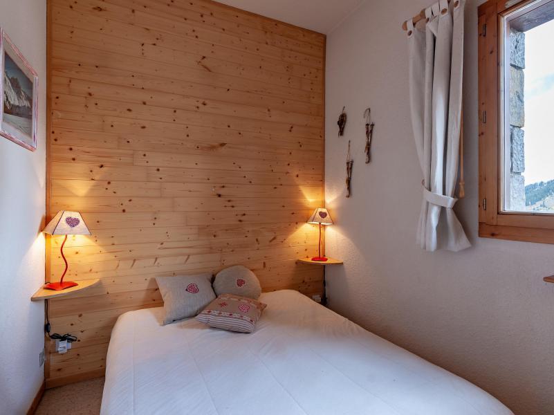 Location au ski Appartement 2 pièces 5 personnes (002) - Résidence les Asphodèles - Méribel-Mottaret
