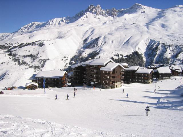 Location au ski Résidence les Cimes I - Méribel-Mottaret
