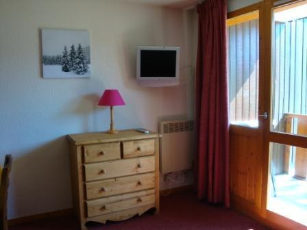 Location au ski Studio 2 personnes (D05) - Résidence les Cimes I - Méribel-Mottaret